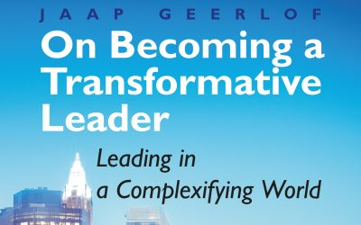 On Becoming a Transformative Leader